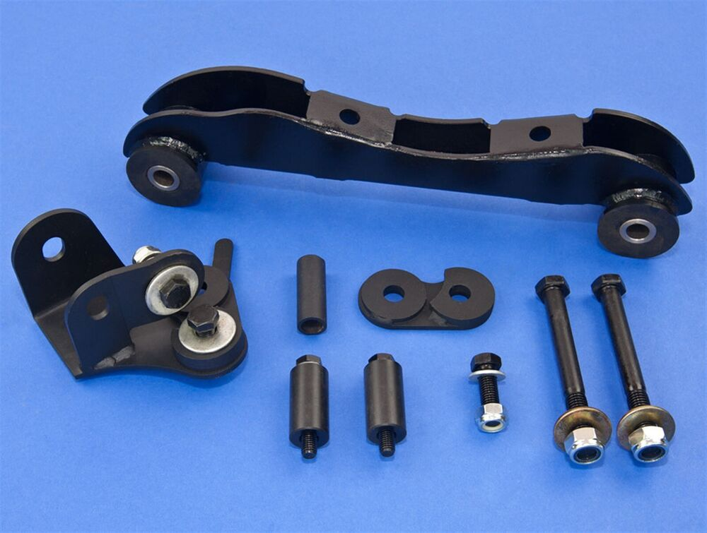Differential Drop Kit For 2 4 Quot Lift K2500 K3500 88 99 4wd