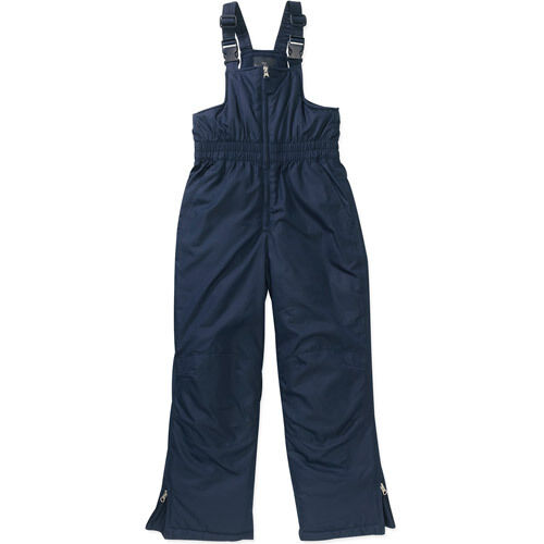 NEW Faded Glory Boys Girls Snow Bib Ski Pants SZ S L XL 6 ...