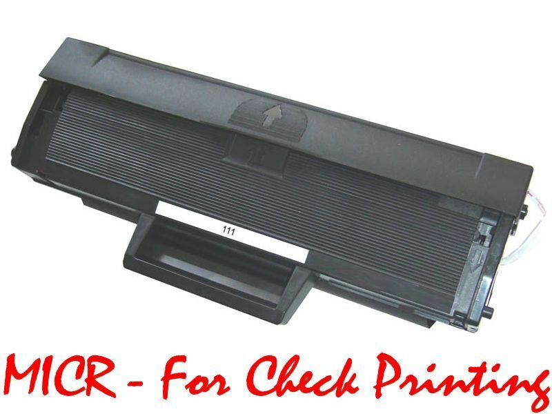 compatible micr toner cartridge for samsung 111 mlt d111s xaaa xpress m2070 f ebay. Black Bedroom Furniture Sets. Home Design Ideas