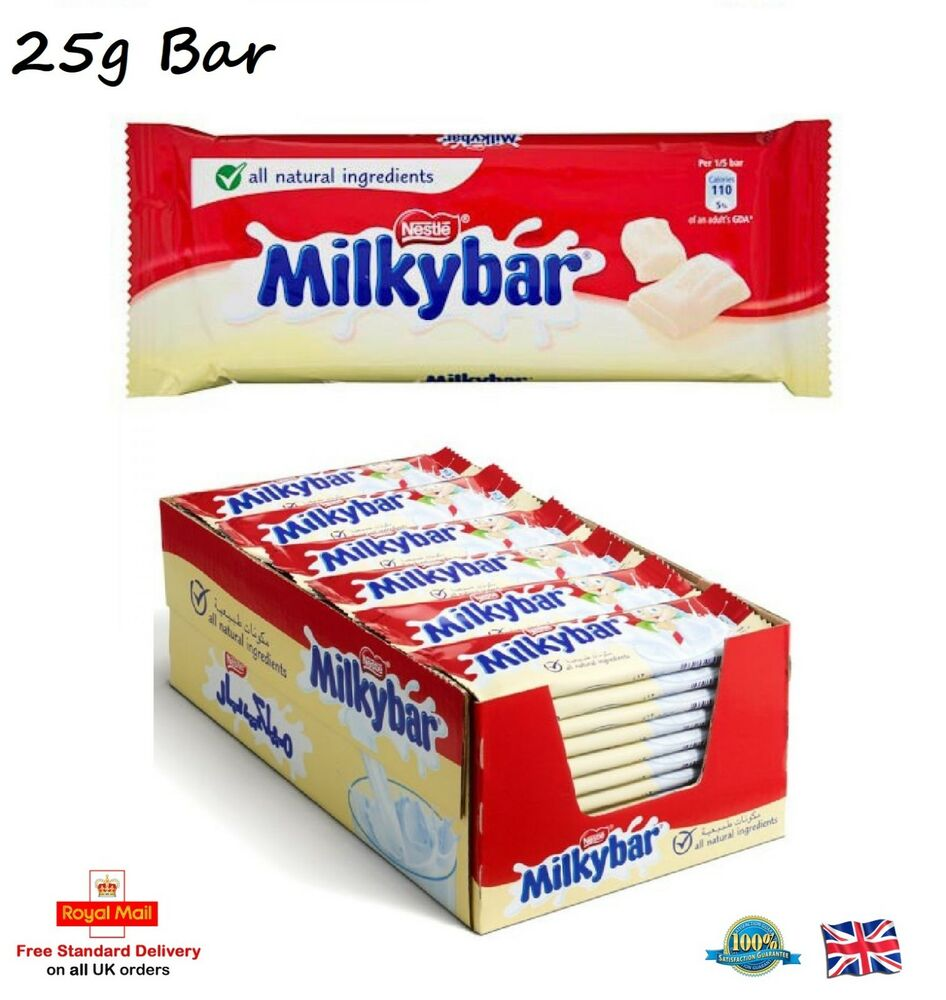 nestle milky bar chocolate - photo #2