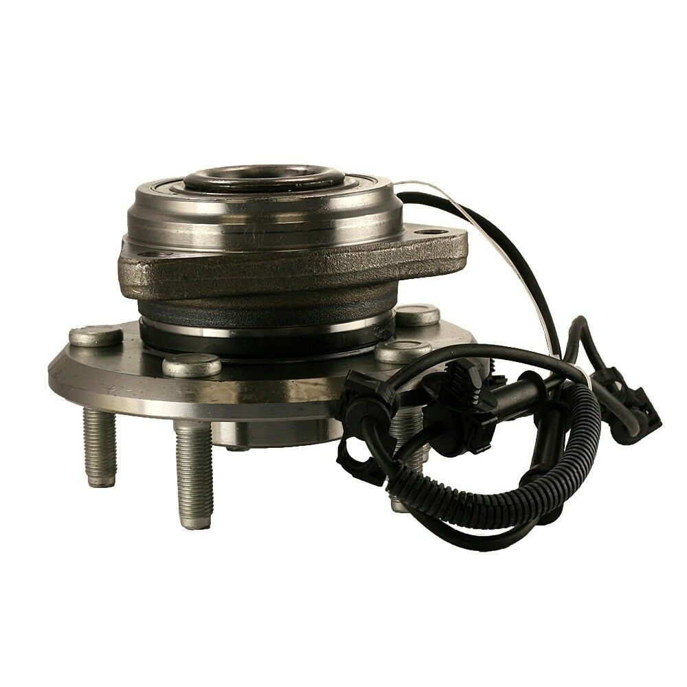 Car Spindle Assembly : New axle wheel hub and bearing assembly front