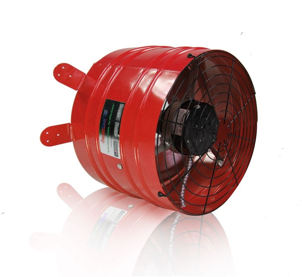 Quietcool Afg Pro 3 0 Automatic Attic Gable Cooling Fan