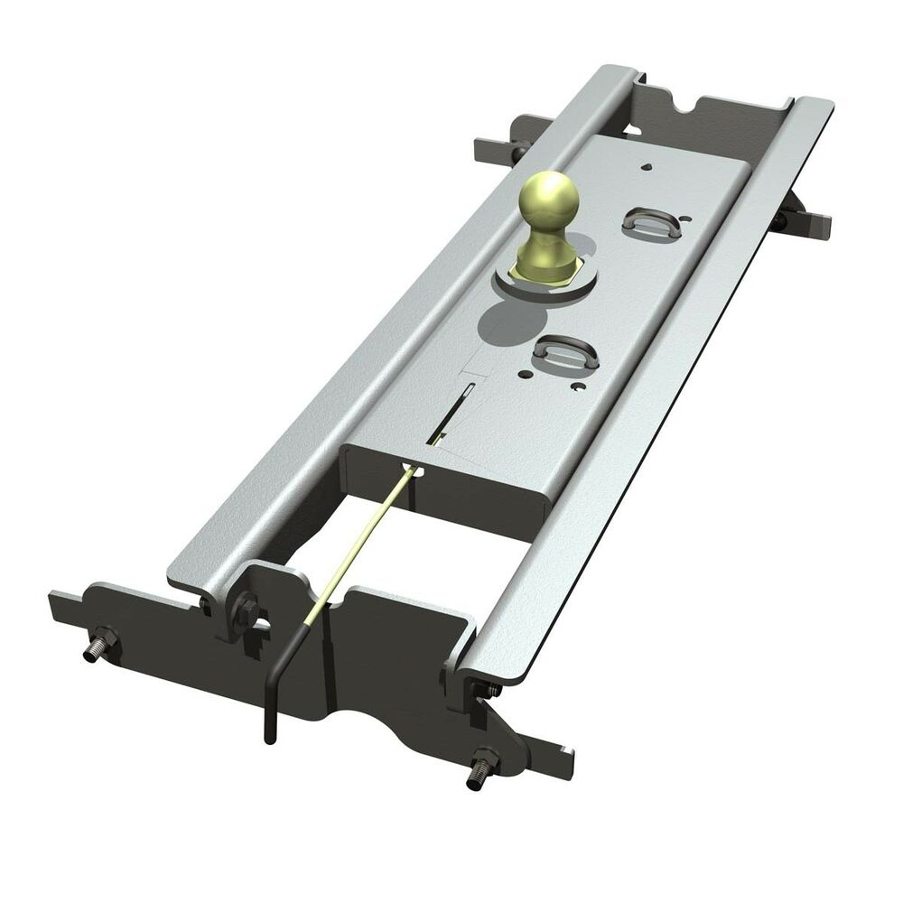 B U0026w Gnrk1115 - Turnover Ball Gooseneck Hitch