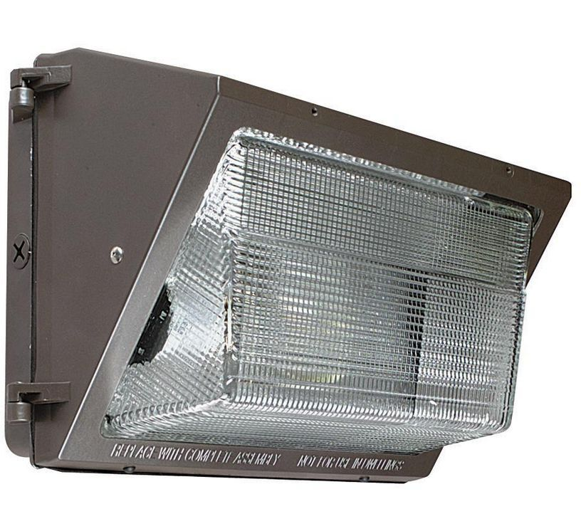 LED Wall Pack 34W Outdoor Industry Standard Forward Throw