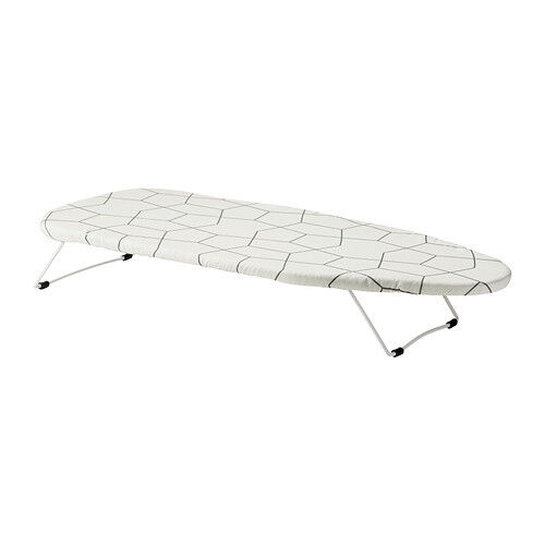 Ikea jall tabletop ironing board hanging portable sewing for Asse da stiro ikea