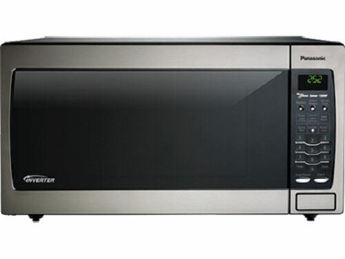 Countertop Microwave Uk : ... NN-SN778S Genius Countertop/Built-In Microwave Oven, Stainless eBay