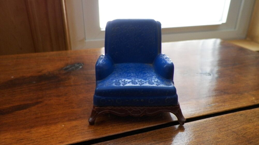 Vintage 1940 S Dollhouse Furniture Over Stuffed Easy
