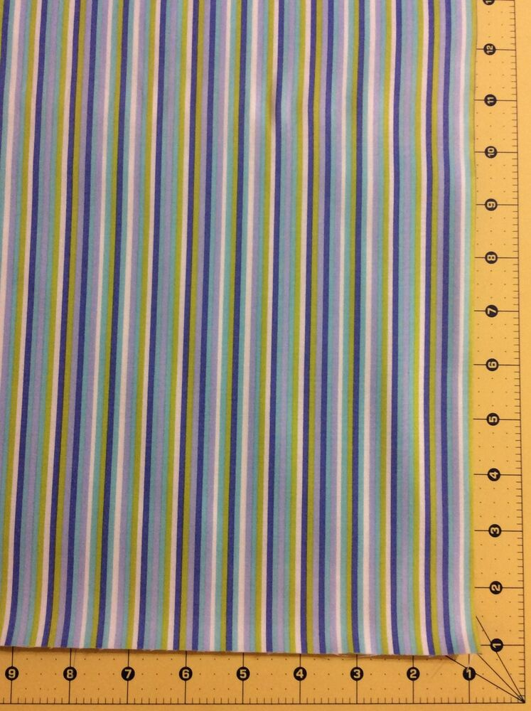 Moda fabrics oh my dog stripe fabric by the yard ebay for Purchase fabric by the yard