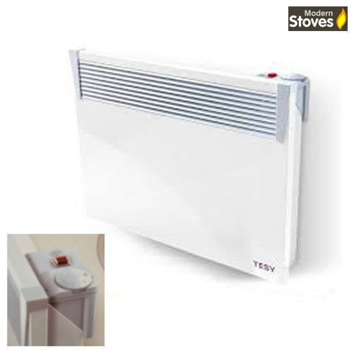 electric convector panel heater 1500w wall mounted modern design and