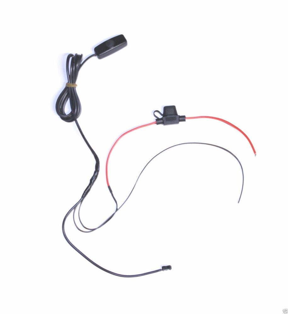 12v motorcycle led accent light on    off control switch