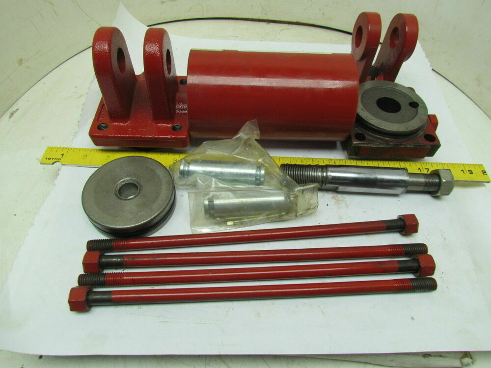 how to fix a hydraulic cylinder