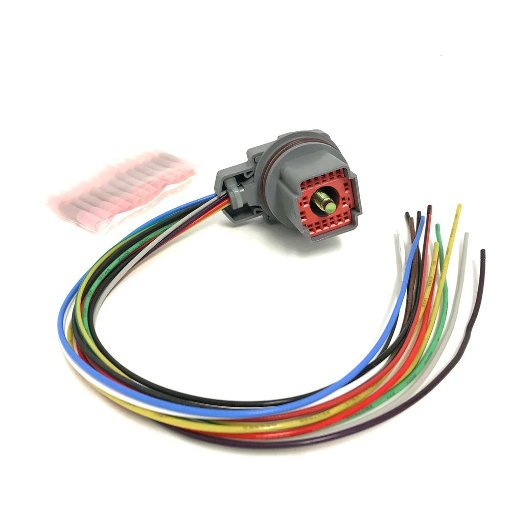 ford f 250 wiring harness repair kits 5r55w 5r55s transmission wiring harness pigtail repair kit ... #15