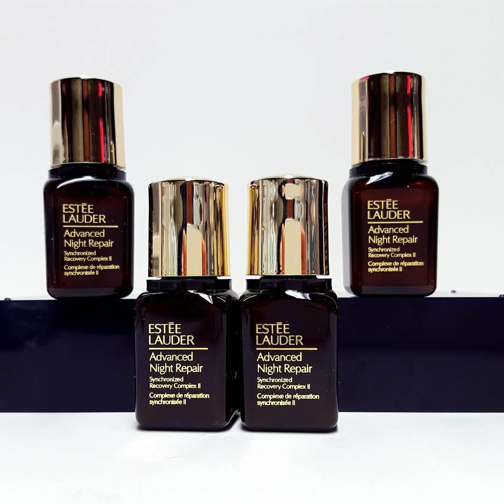 4 x estee lauder advanced night repair synchronized. Black Bedroom Furniture Sets. Home Design Ideas