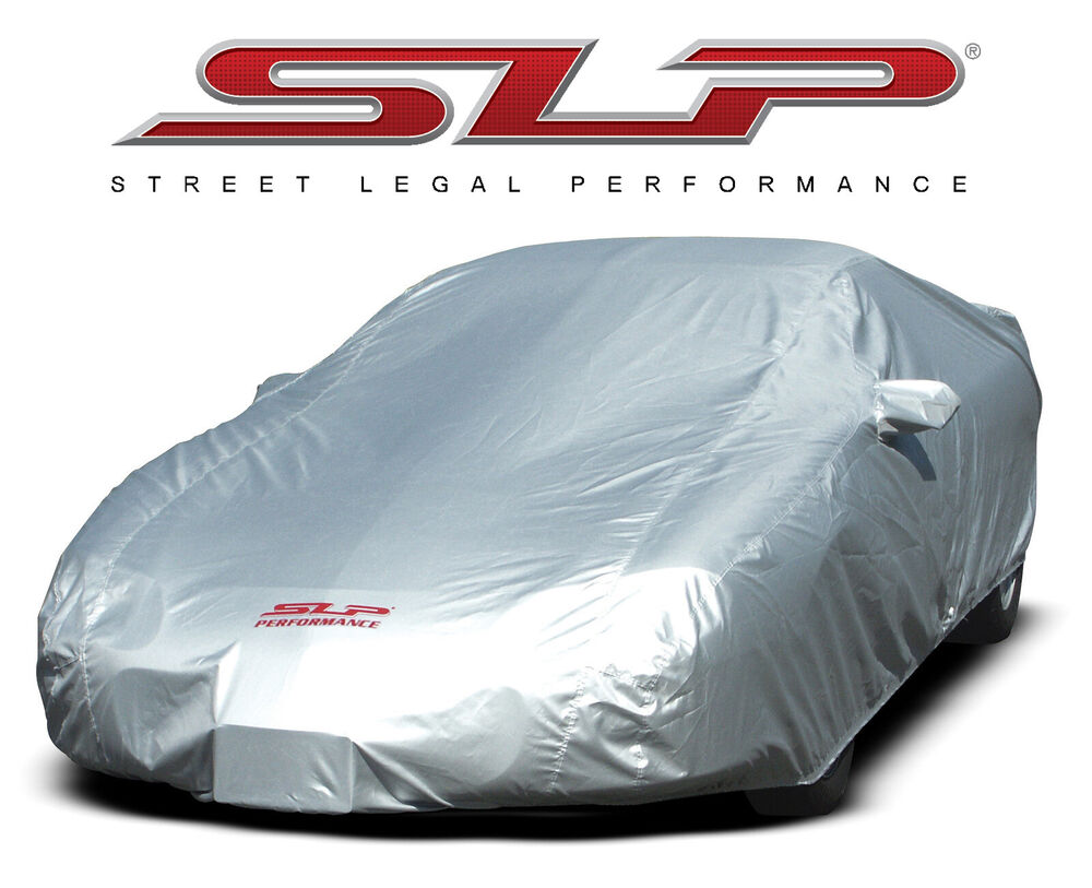 1993 2002 camaro firebird slp performance car cover slp logo slp 08960 ebay. Black Bedroom Furniture Sets. Home Design Ideas