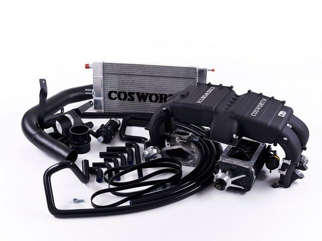 Cosworth Stage 2 0 Supercharger Upgrade Kit Fits Subaru