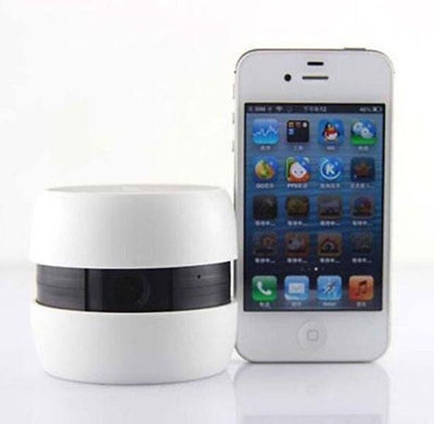 mini wireless wifi googo video camera monitor for ios iphone android phones pcs ebay. Black Bedroom Furniture Sets. Home Design Ideas