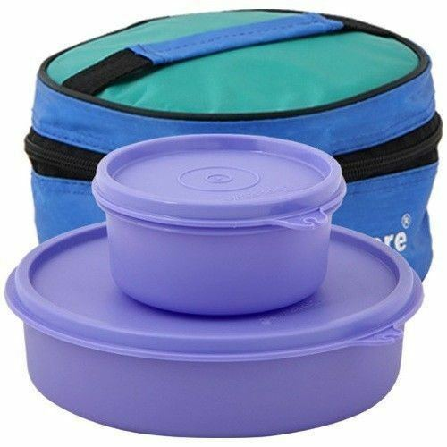 tupperware classic lunch box with insulated bag free. Black Bedroom Furniture Sets. Home Design Ideas