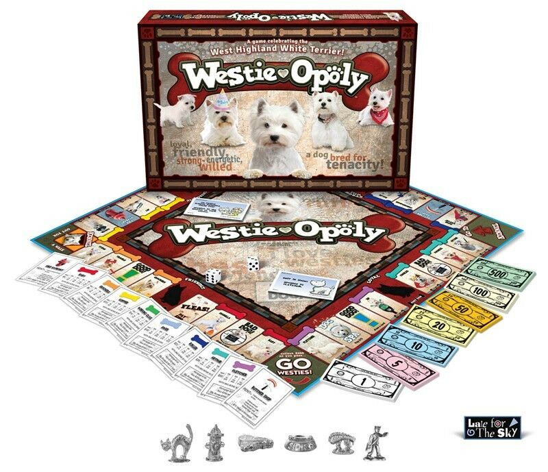Monopoly Dog Breed