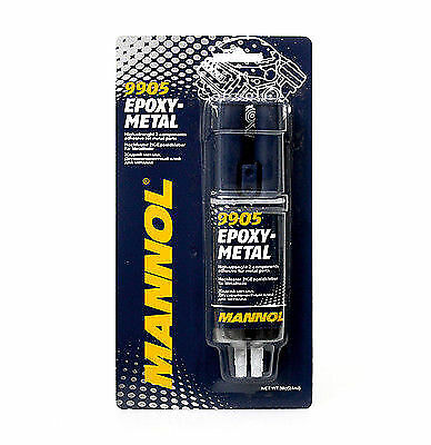 epoxy metal glue adhesive for metal auto parts home inventory ebay. Black Bedroom Furniture Sets. Home Design Ideas