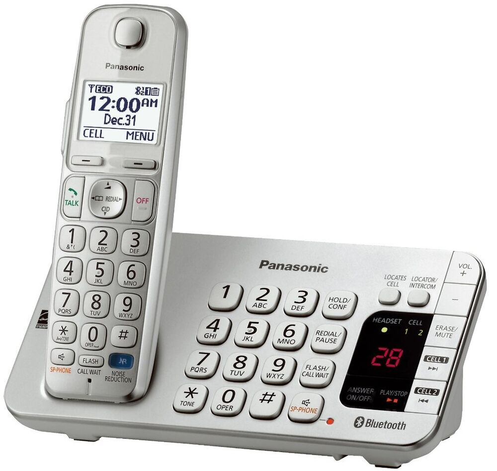 panasonic 6.0 plus phone instructions