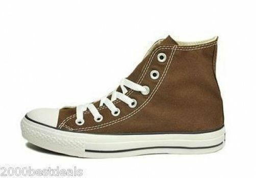 7ed3654f388f Details about Converse Chuck Taylor All Star High Top Canvas Men Shoes  1P626 - Chocolate Brown