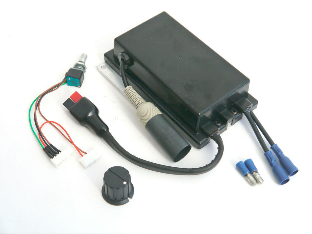 Replacement Controller For Motocaddy S3 2007 Full Kit Of