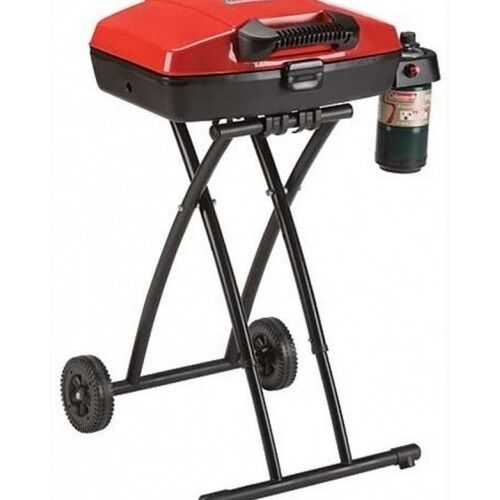 portable outdoor folding gas grill propane durable camping. Black Bedroom Furniture Sets. Home Design Ideas