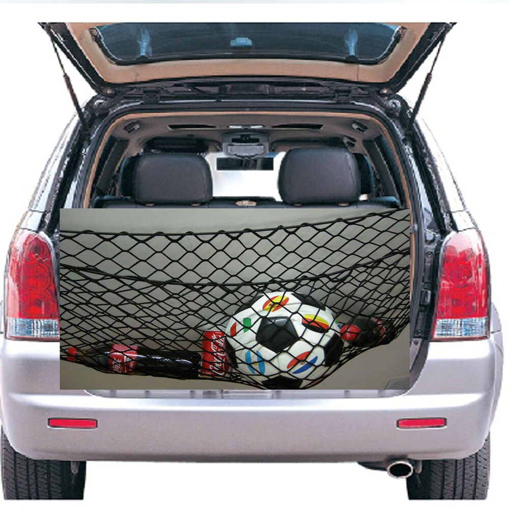 2012 Chevrolet Traverse Interior: NEW B Luggage/Rear Trunk Cargo Net Envelope Organizer