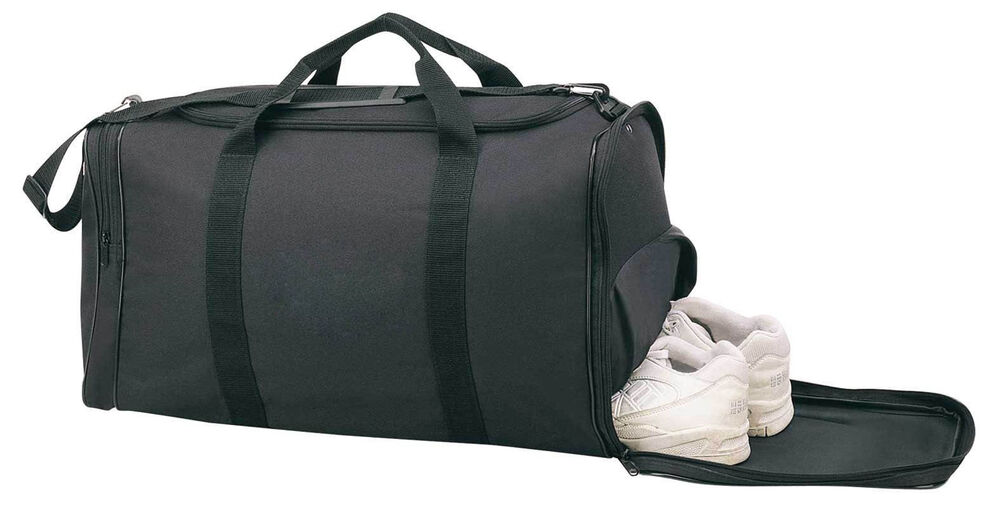 21 Quot Sports Gym Yoga Travel Fitness Bag With Shoe Storage