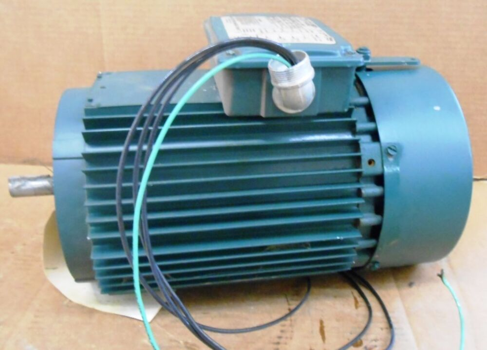 Reliance Electric Ac Motor P56a1201 N 3 4 Hp 1700 Rpm