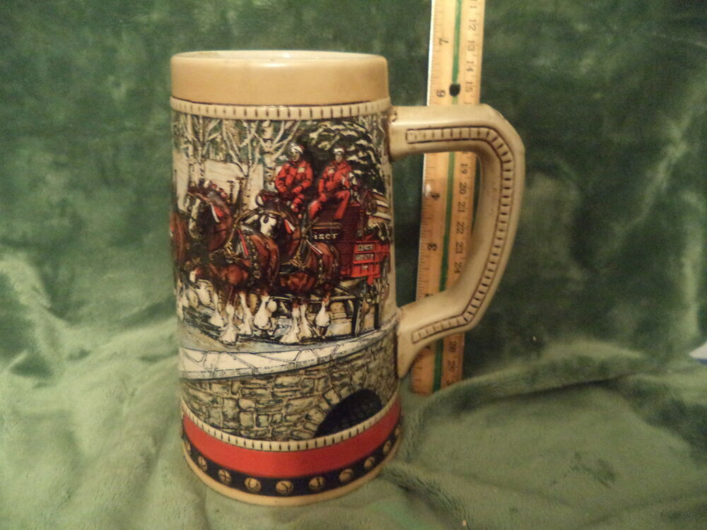 how to tell if a beer stein is valuable