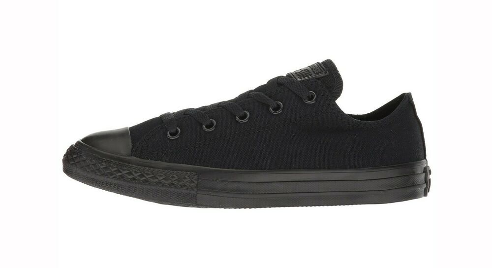 Converse Chuck Taylor All Star Low Top Canvas Girls Kid ...