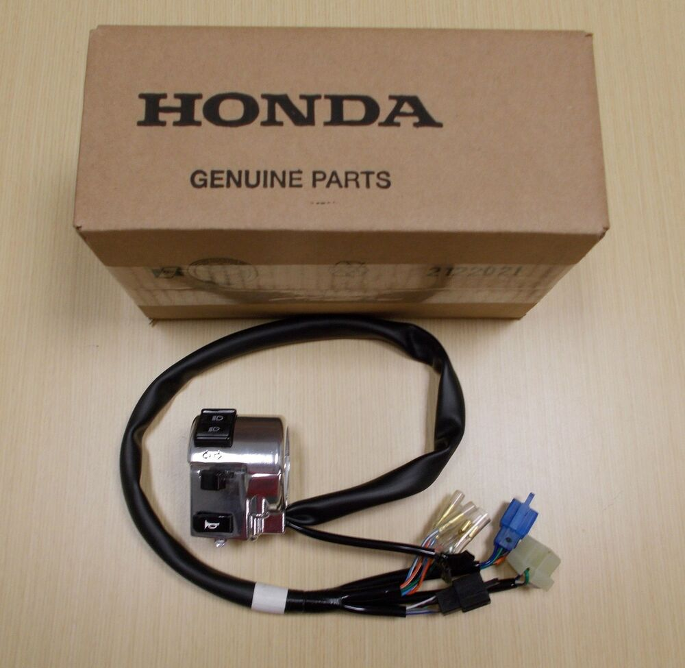 Honda Accord Horn Wiring: 1995-1999 Honda VT 1100 VT1100 VT1100C2 Sabre Light Turn