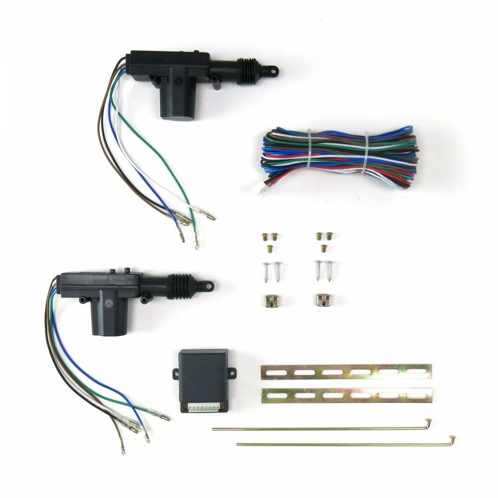 Mopar Power Door Lock Kit  5 Wire Coordinated Central