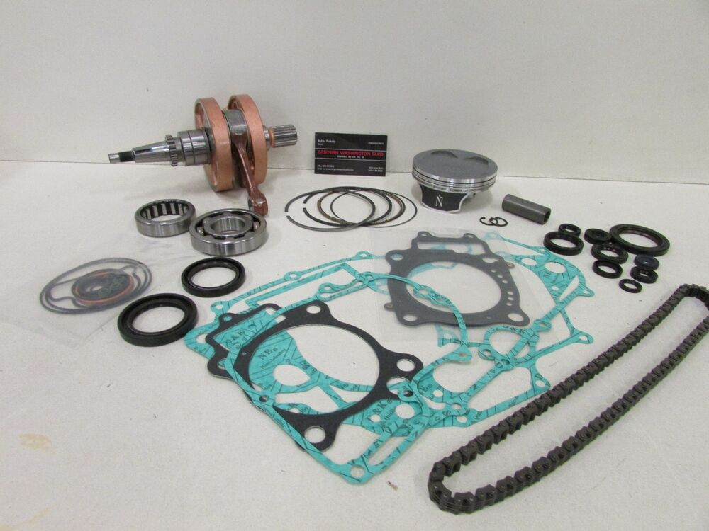 ktm 250 xc f exc f hot rods rebuild kit crankshaft namura piston 2006 2012 ebay. Black Bedroom Furniture Sets. Home Design Ideas