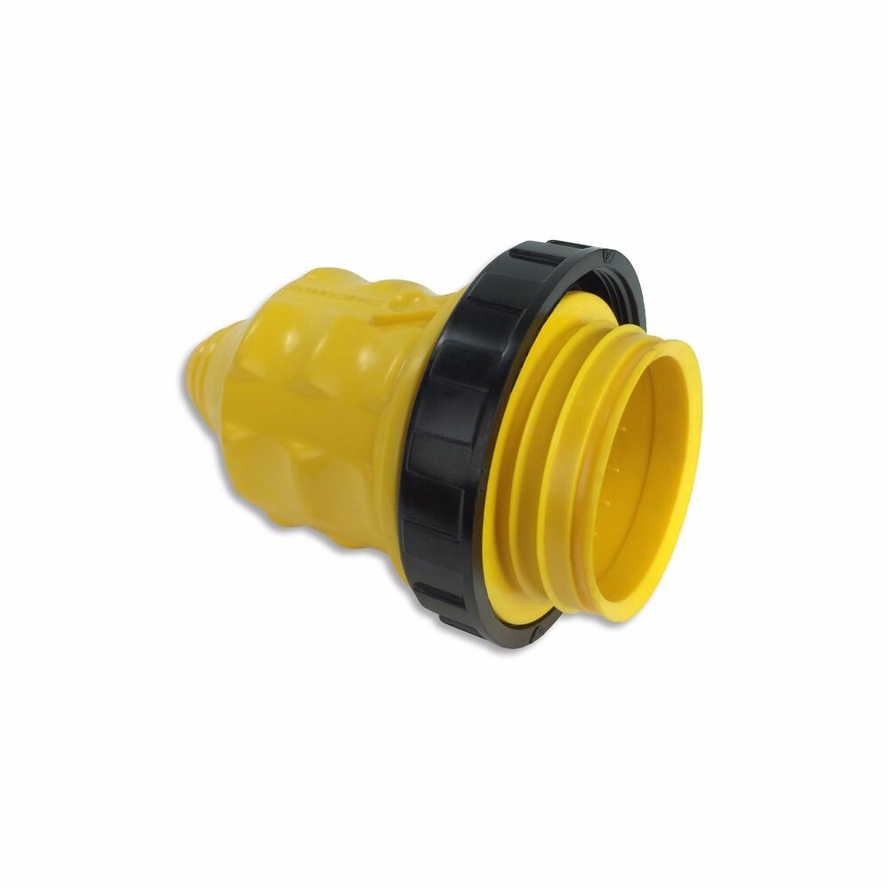 Electrical cord end covers extension safety seal