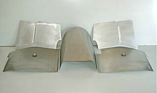 Chevrolet chevy pickup truck front floor pan hump stock for 1966 chevy truck floor pans
