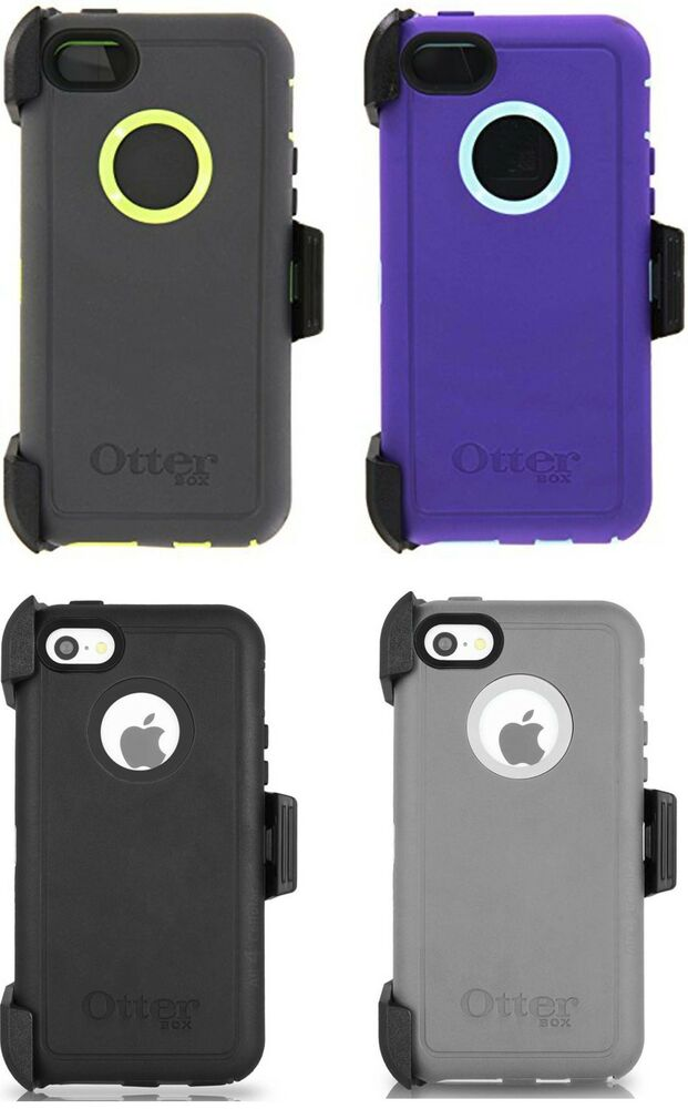 otterbox iphone 5c defender brand new otterbox defender for iphone 5c with belt 15817