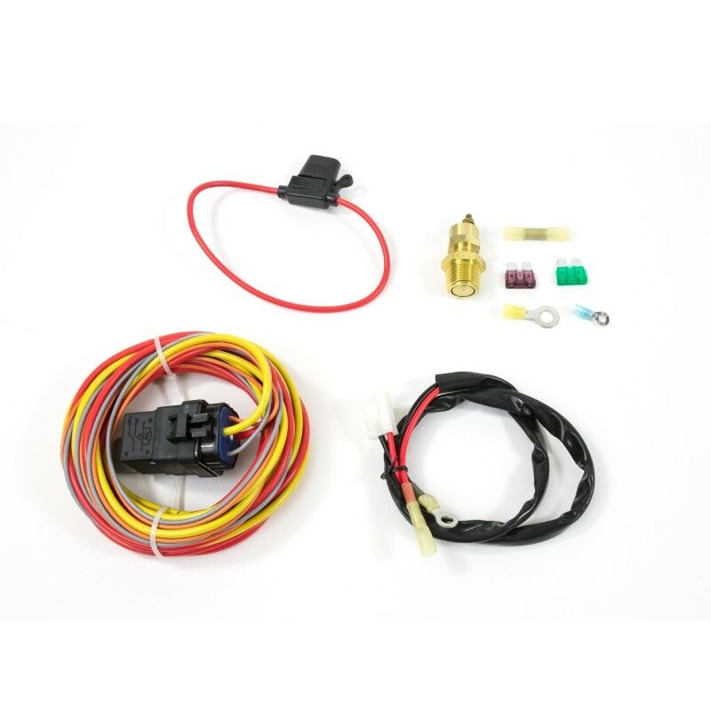 Wiring Harness Kits : Electric fan wiring harness kits get free image about