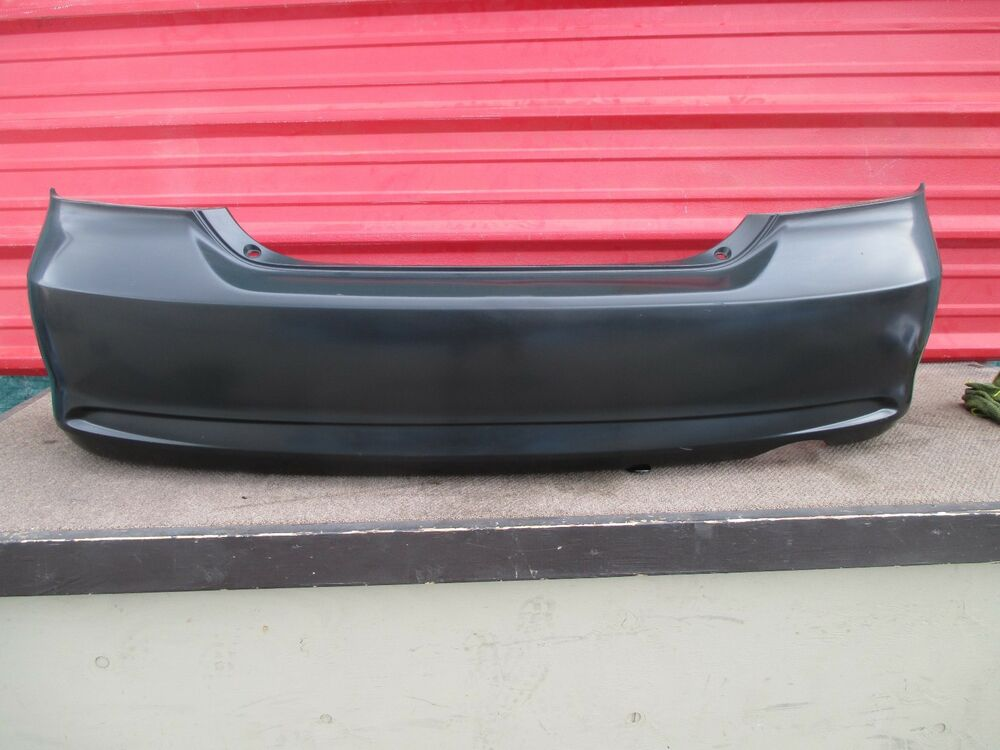 scion tc rear bumper cover oem 05 06 07 08 09 10 2008 2009. Black Bedroom Furniture Sets. Home Design Ideas