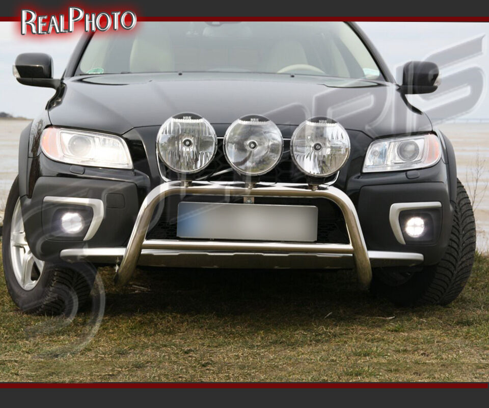 2012 Volvo Xc70: VOLVO XC70 2007+ BULL BAR WITHOUT AXLE BARS +GRATIS