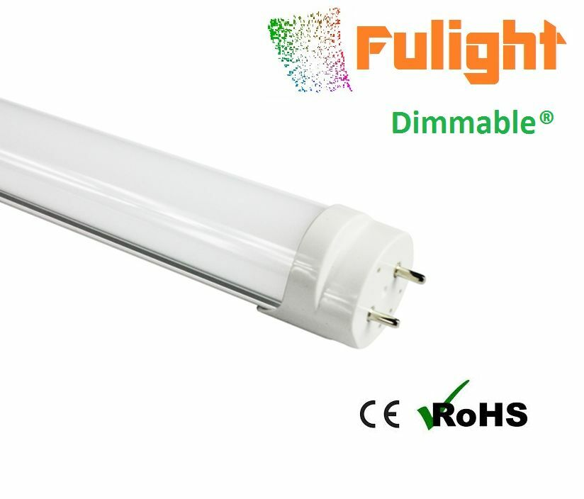 "DIMMABLE T8 4FT 48"" Cool 4500K"