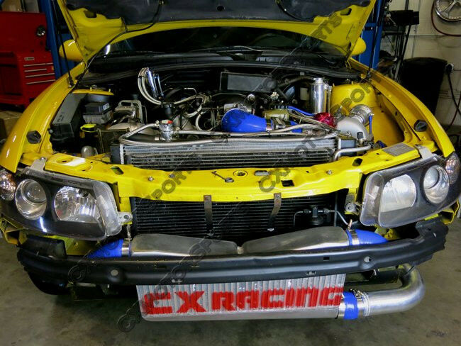 Fox Body 5 0 Intercooler Kit Autos Post