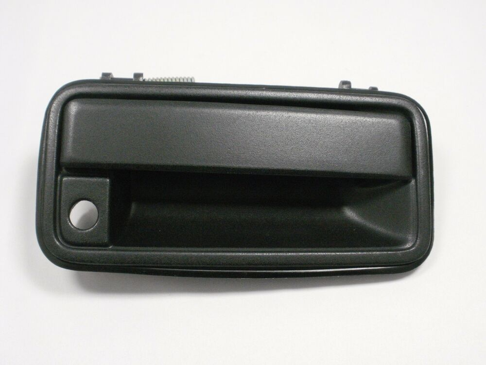 Chevy K1500 Outside Exterior Door Handle Black Right 95 1996 1997 1998 1999 2000 Ebay