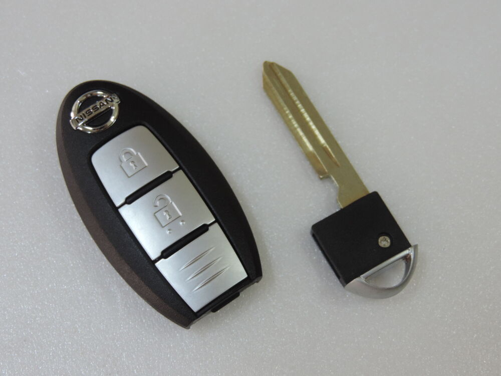 Nissan 2 Button Remote Smart Key Note Micra Juke