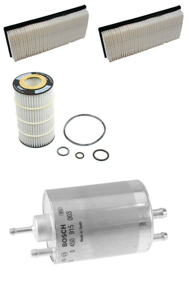 Mercedes benz tune up filter kit air oil fuel filters s500 for 2000 mercedes benz s500 parts