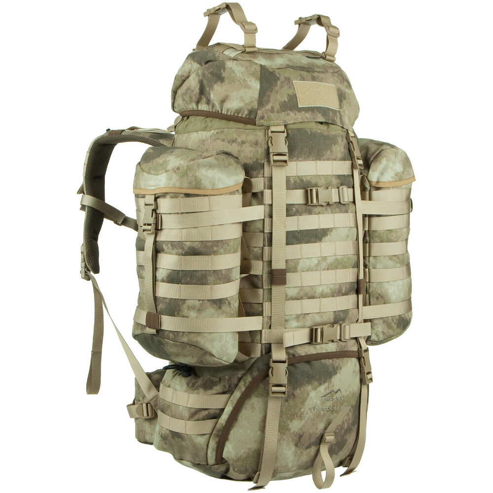 40L Military Tactical Army Rucksacks Molle Backpack Camping Hiking tJ