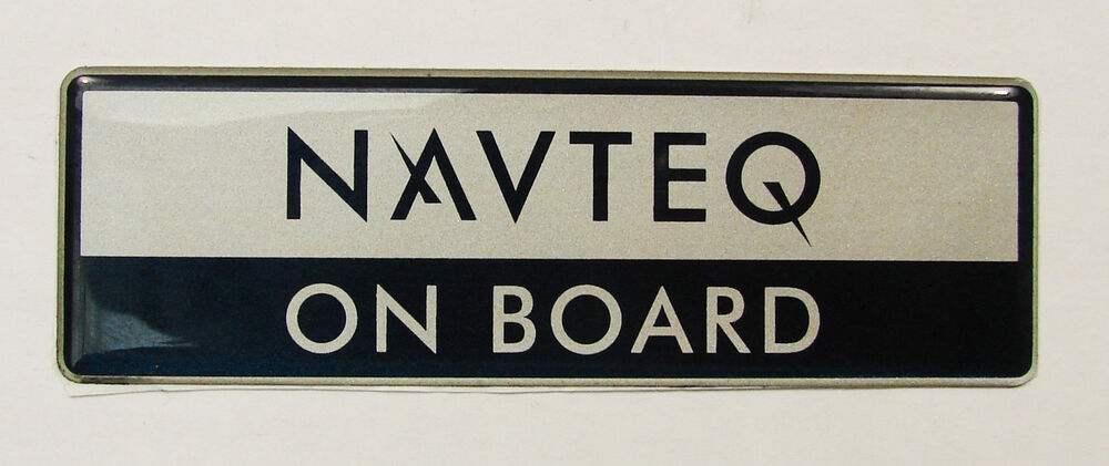 navteq on board