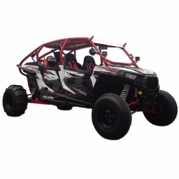 polaris rzr xp1000 radius roll cage 4 seater sport cage xp 1000 ebay. Black Bedroom Furniture Sets. Home Design Ideas