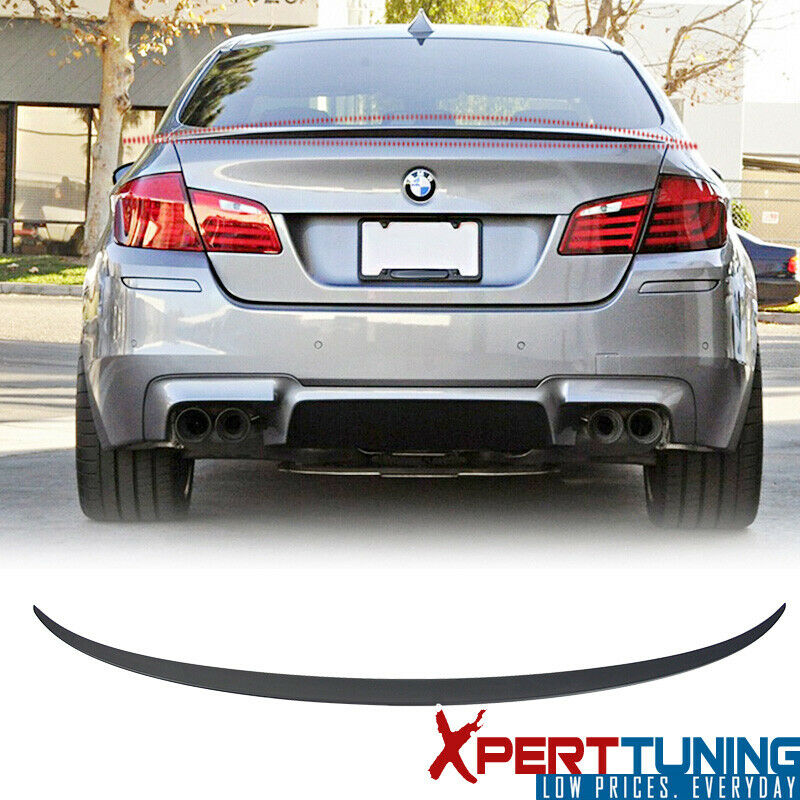 11-16 BMW F10 5 Series M5 Rear Trunk Spoiler ABS Painted